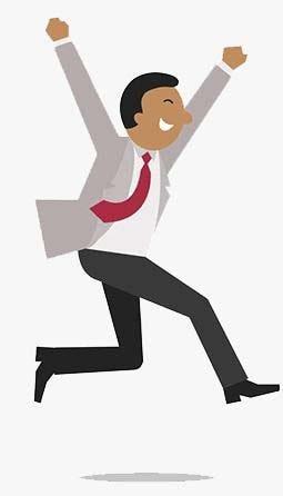 کارمند توانا و مدیر خوشحال